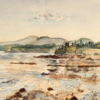 Low Tide, Mount Desert Island, ME