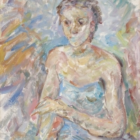 Galatea (After Oskar Kokoschka)