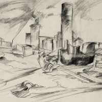 Abandoned Asphalt Company II