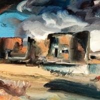Ruin, Unionville, PA