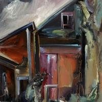 Barn Entrance