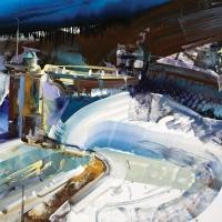 Frozen Spillway II