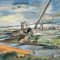 Tidewater Crane