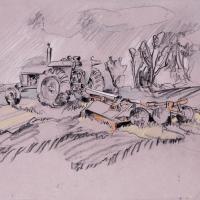 Tractor & Mower