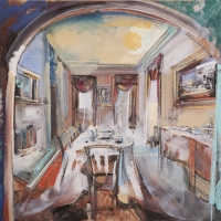 Homewood House Dining Room