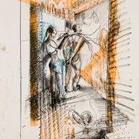 Cellar Slave (Sketch)