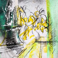 Untited_30_8.5x11_graphite_and_masked_spray_paint_on_paper_2020