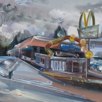 David Brewster, McDonald's Tubular Playground