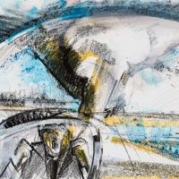 American Sorrow Chasing Trumps Tornado (Sketch)